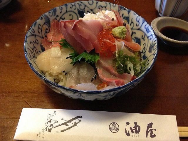 伊根 道の駅 海鮮丼