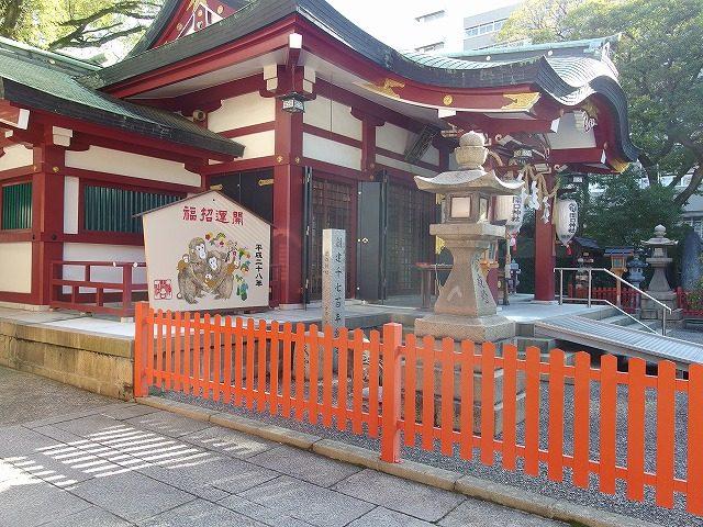 堺 開口神社(あぐちじんじゃ)