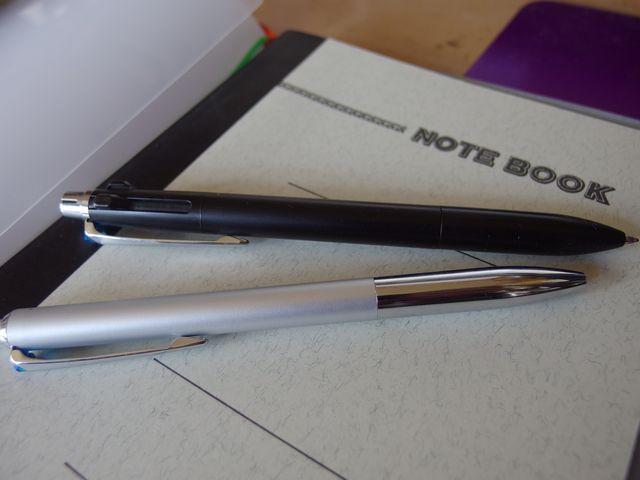 ジェットストリームボールペン プライム
