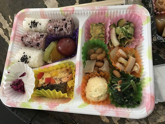 梅木さんちの台所のお弁当