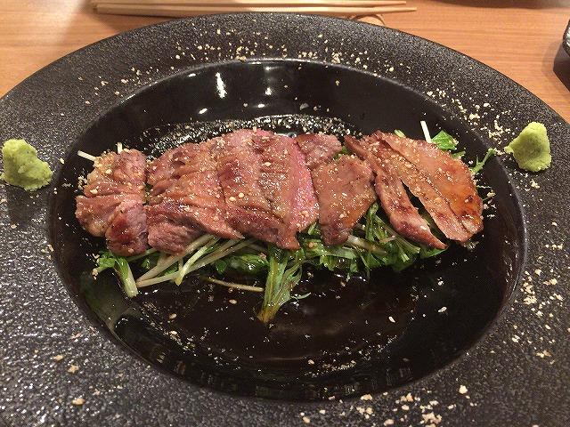 カマダキッチン 牛タンステーキ