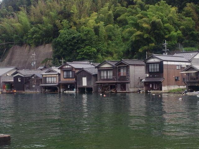天橋立 伊根の船宿