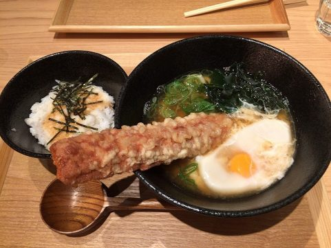 バルチカ 本町製麺所 天