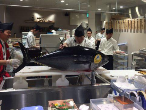 魚と海鮮鮨酒場 街のみなと
