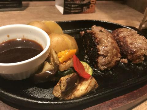 肉屋 ステーキ店