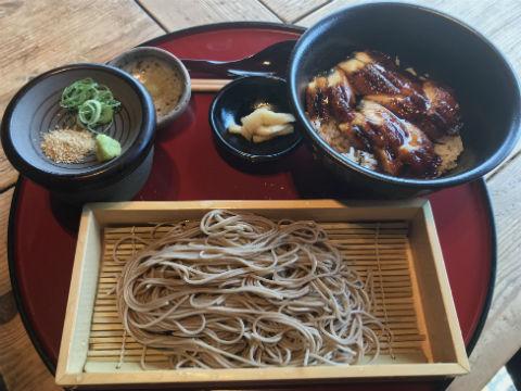 日本酒バル さわら せいろ蕎麦と鰻飯
